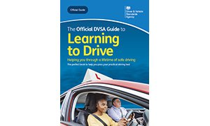 Official DVSA Guide to Learning to Drive front cover
