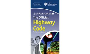 Official Highway Code for Northern Ireland front cover