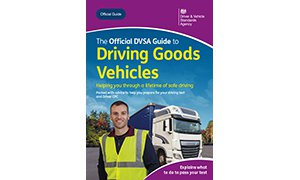 Driving Goods Vehicles front cover