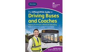 Driving Buses and Coaches Cover