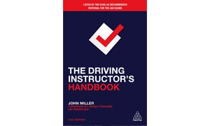 Driving Instructors Handbook front cover