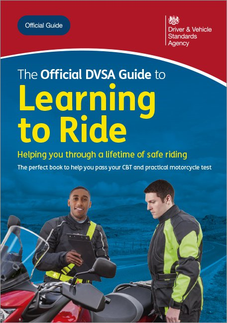 Learning to Ride look Inside cover