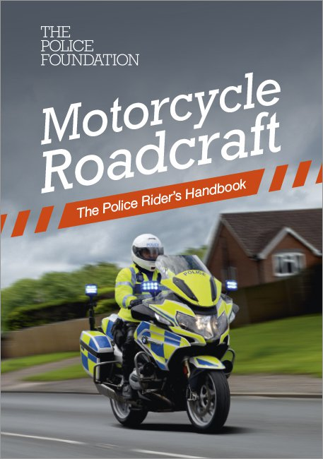 Motorcycle Roadcraft front cover