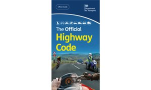 Highway Code front cover