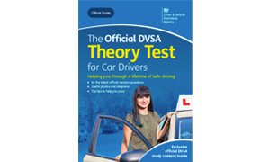 Theory Test for Car Drivers front cover